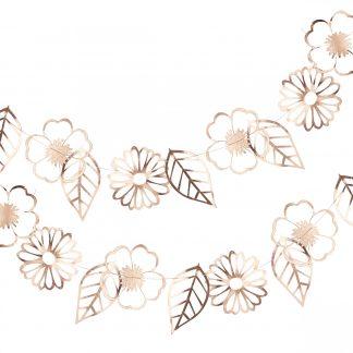 שרשרת פרחים