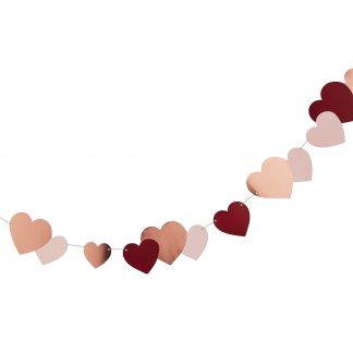 שרשרת לבבות