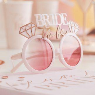 משקפיים למסיבת רווקות