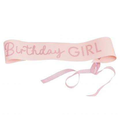 סרט לגוף ילדת יום הולדת