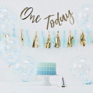 ערכת יום הולדת שנה לבן