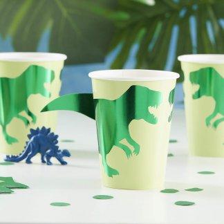 כוסות דינוזאור
