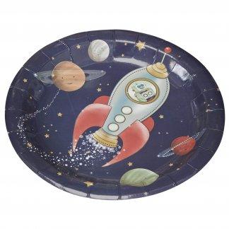 צלחות חלל