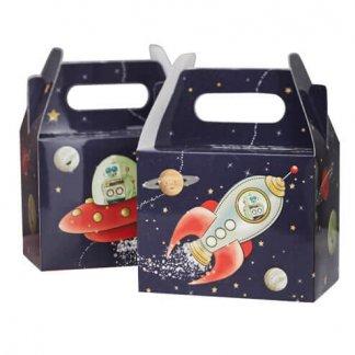 קופסאות יום הולדת חלל