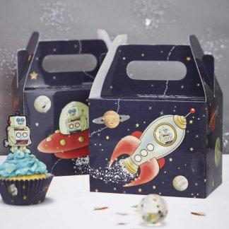 קופסאות הפתעה חלל