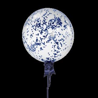 קונפטי כחול נייבי